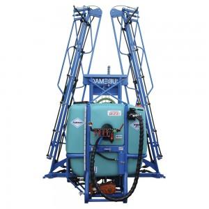 Pulverizador Agrícola Rubemaq 600L 14M Barramento Hidráulico